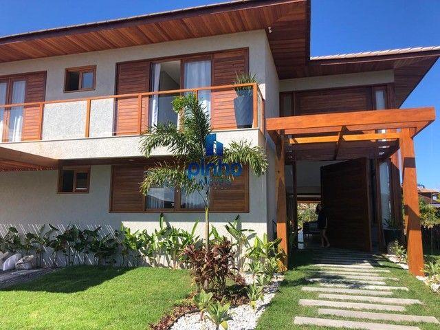 Casa Duplex para Venda em Mata de São João, PRAIA DO FORTE, 5 dormitórios, 5 suítes, 5 ban - Foto 2
