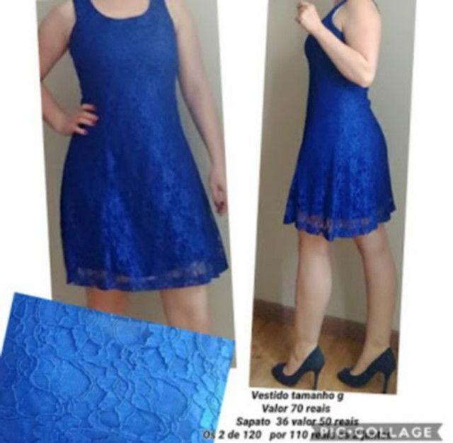 Vestidos de festa tamanho g - Foto 2