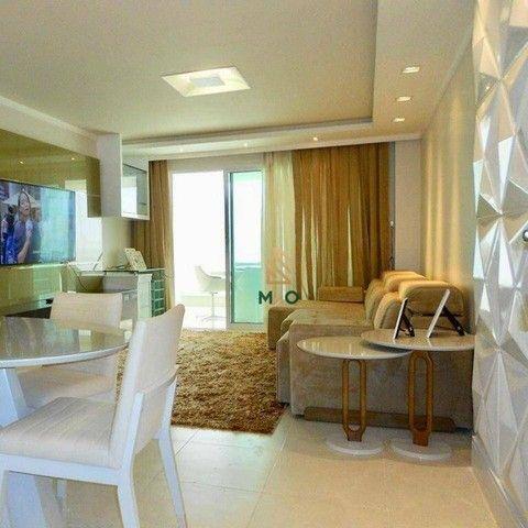 Apartamento com 3 dormitórios à venda, 115 m² por R$ 1.200.000,00 - Porto das Dunas - Aqui - Foto 19