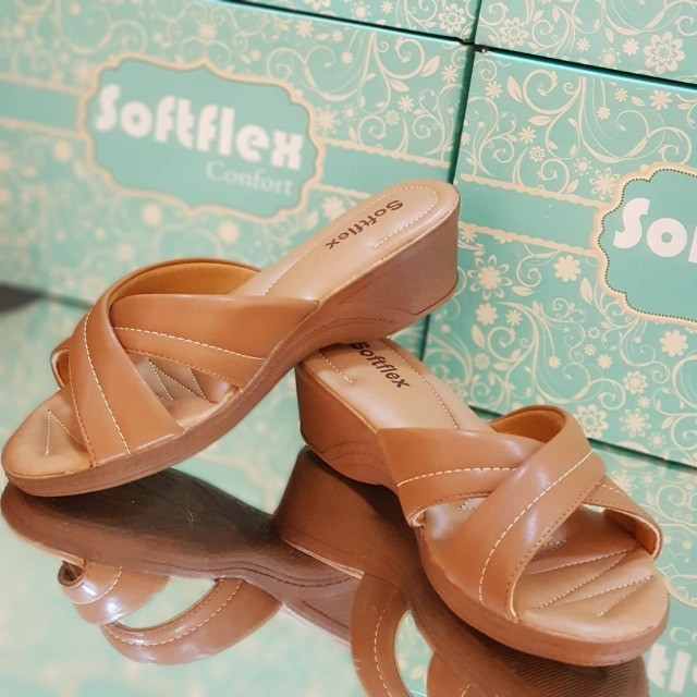 Sandália SoftFlex Confort - Foto 5
