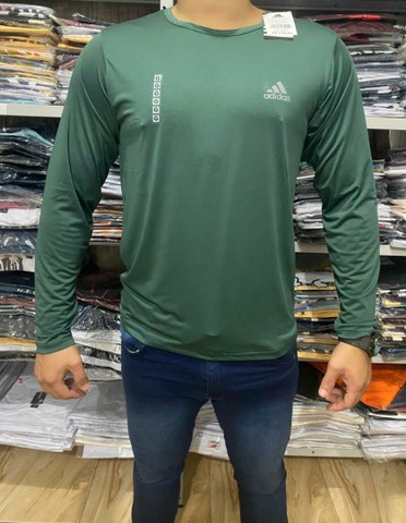 Blusas masculinas Adidas Nike Mizzuno - Foto 4