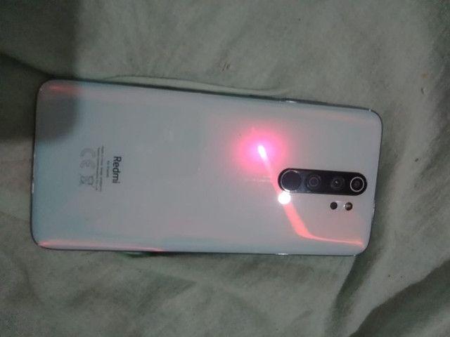 Redmi note 8 pro white 6 gb 128 gb