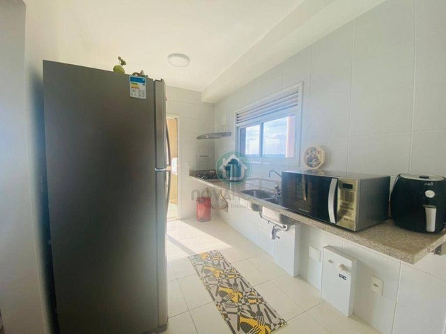 Apartamento à venda, 116 m² por R$ 1.170.000,00 - Vivenda do Bosque - Campo Grande/MS - Foto 7