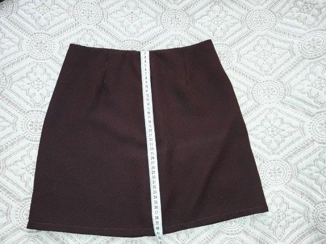 Conjunto saia e blusa - Foto 5