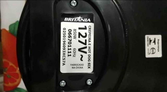 Crepeira Britânia 127v - Foto 5