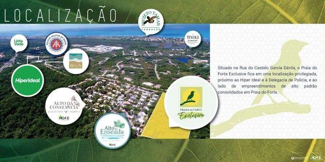 Casas 3/4, 135m, praia do forte - Foto 14