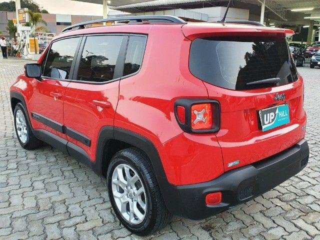 Jeep / Renegade Longitude 1.8 4x2 Automático Flex - Foto 5