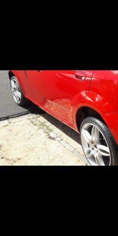 Roda e pneus aro 17 (vendo ou troco) - Foto 2
