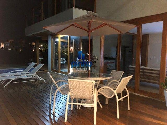 Casa Duplex para Venda em Mata de São João, PRAIA DO FORTE, 5 dormitórios, 5 suítes, 5 ban - Foto 10