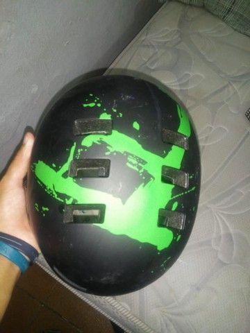 SKATE+capacete - Foto 3