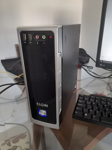 Computador completo Usado - Foto 2