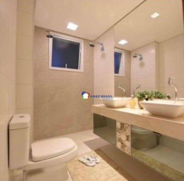 Apartamento com 3 dormitórios à venda, 139 m² por R$ 790.000,00 - Park Lozandes - Goiânia/ - Foto 7