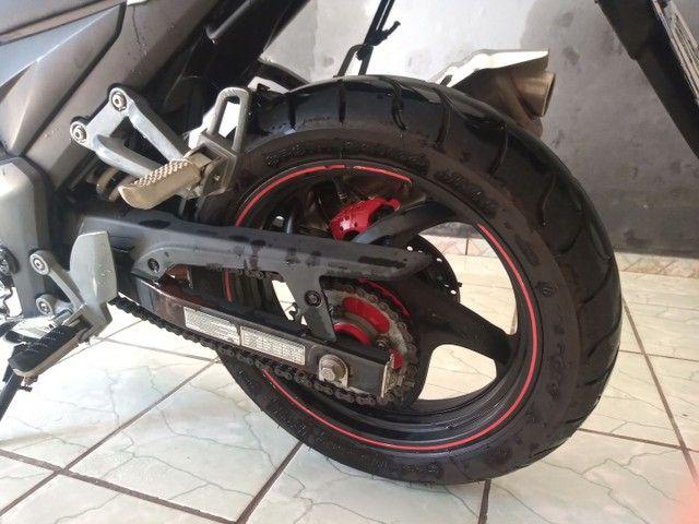 Moto Dafra Next 250c 2015 - Foto 12