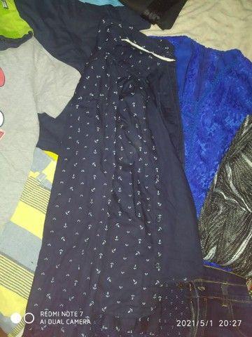Vendo todas essas roupas sendo q  tem novo e usado - Foto 6