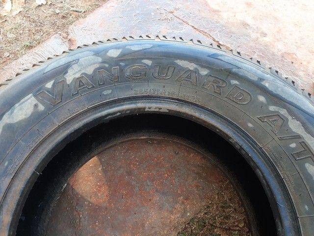 4 pneus 265/70/16 - Foto 2