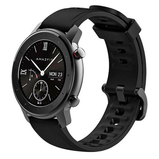 Relógio Smartwatch Amazfit GTR Lite A1922 47 MM - 12X Sem Juros - Foto 2