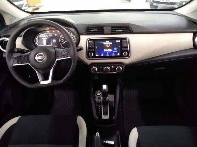 Nissan Versa 1.6 16V Flex Advance Xtronic - Foto 11