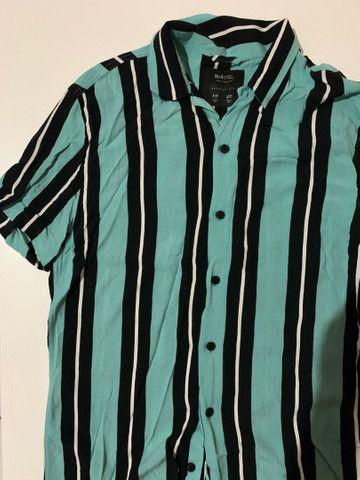 Camisa manga curta  - Foto 3