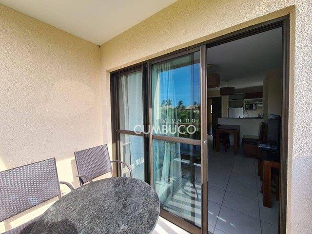 Apartamento com 1 dormitório para alugar, 39 m² por R$ 2.800/mês - Cumbuco - Caucaia/CE - Foto 9