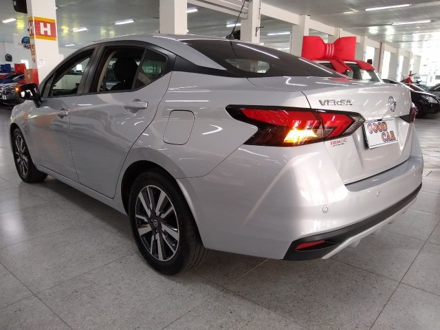 Nissan Versa 1.6 16V Flex Advance Xtronic - Foto 8