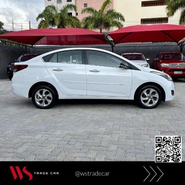 HB20s Premium 2017 1.6 flex. Câmbio Automático. Carro extra - Foto 5