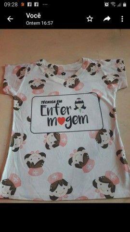 Camisa profiçao feminina