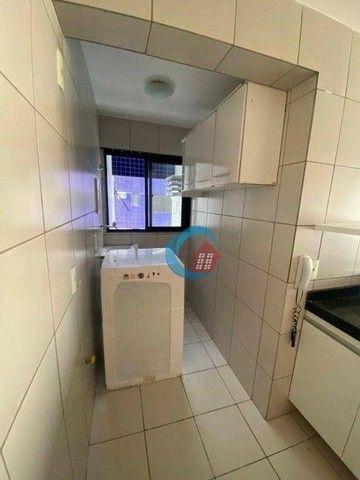 Apartamento com 2 quartos para alugar, 45 m² por R$ 1.700/mês - Espinheiro - Recife/PE - Foto 9