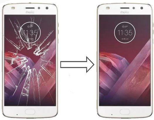 Vidro da Tela para Moto Z2 Play xt1710 , Mantenha a Originalidade do seu Estimado Celular!