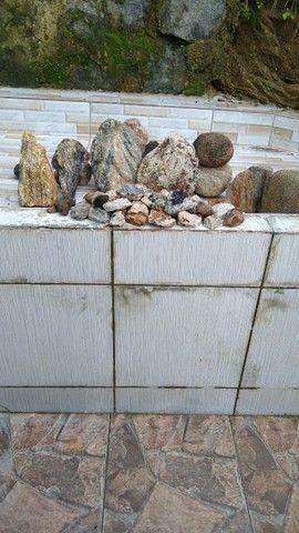 Muitas pedras diversos tipos - Foto 5