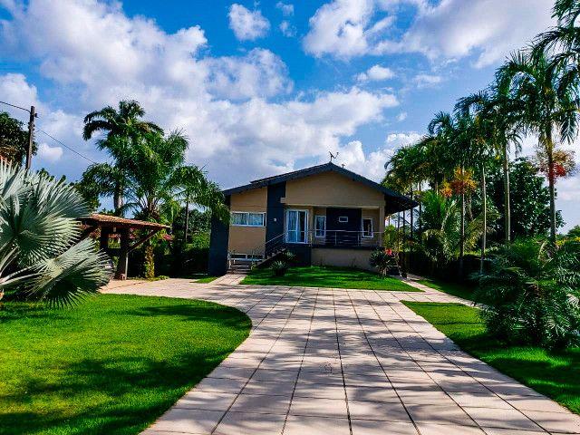 Casa Cond. Lago Azul - Beira do lago - Foto 2