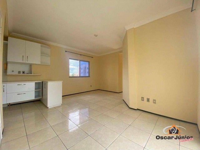 Apartamento com 3 dormitórios à venda, 64 m² por R$ 198.000,00 - Vila União - Fortaleza/CE - Foto 11