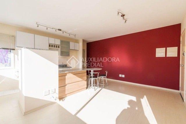 Apartamento para alugar com 1 dormitórios em Cidade baixa, Porto alegre cod:338602