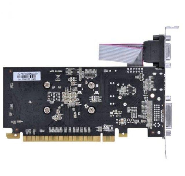Placa de video nvidia gforce gt 710 2gb ddr3 64bits - Foto 3