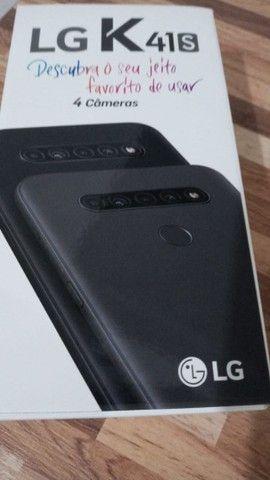 Vendo celular novo. Lg 41S 32G. 4.000mAh - Foto 5
