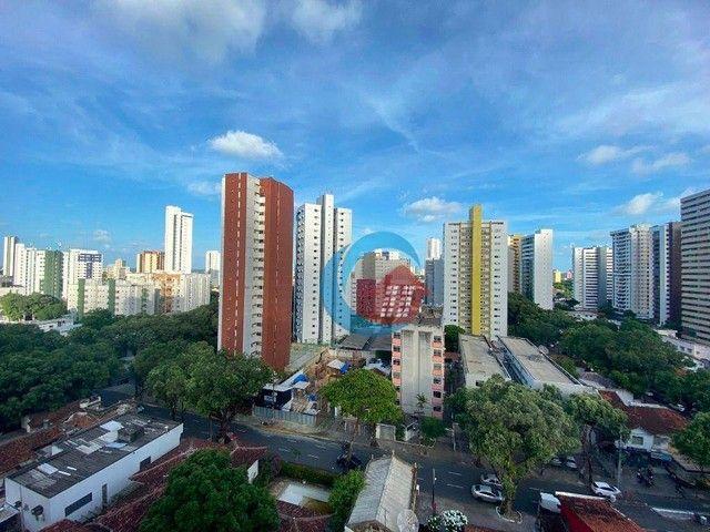 Apartamento com 2 quartos para alugar, 45 m² por R$ 1.700/mês - Espinheiro - Recife/PE - Foto 3