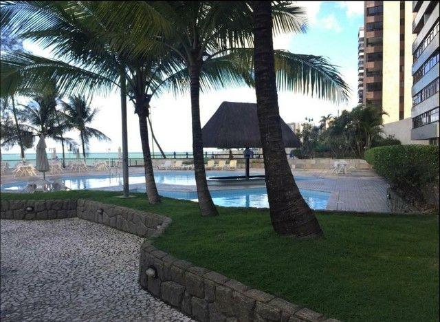 Aluga-se apartamento na beira mar piedade golden beach - Foto 3