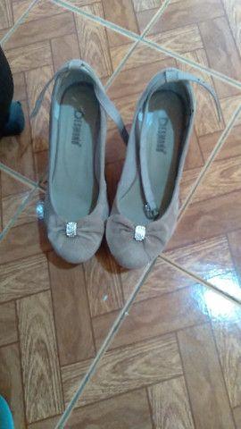 Sapato plataforma tamanho 36