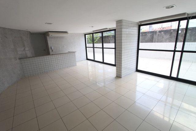 Apartamento jaqueira 3 quartos 2 suites 130m2 com 2 vagas, Recife-PE - Foto 12