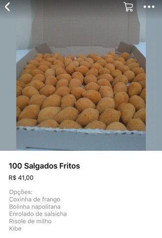 Delivey Salt Lanches Cidade Nova  - Foto 4