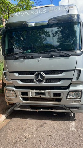 Mercedes Actros 2646  6x4