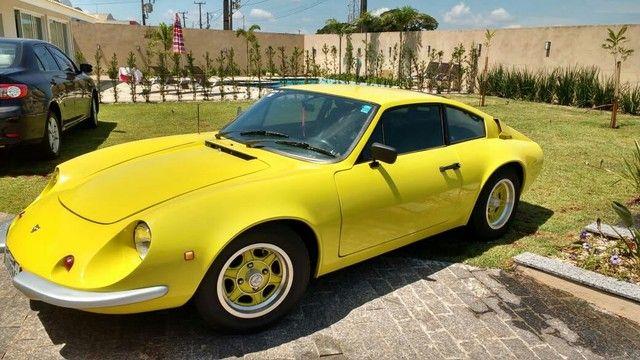 Vendo Puma GTE impecável troca por Hornet