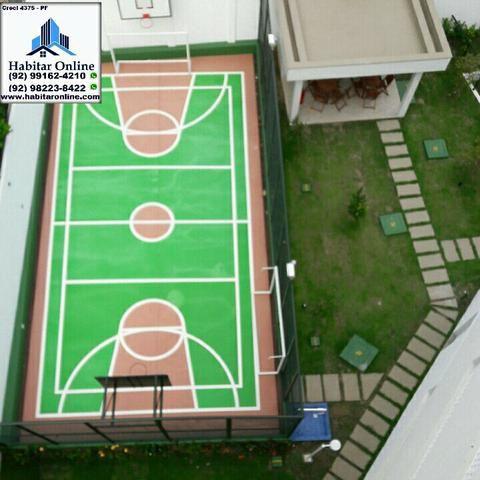 Smart Residence Centro sol nascente 2 quartos s/ 1 suite 2 vagas - Foto 6