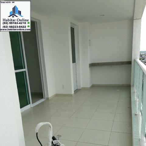 Smart Residence Centro sol nascente 2 quartos s/ 1 suite 2 vagas - Foto 7