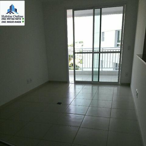 Smart Residence Centro sol nascente 2 quartos s/ 1 suite 2 vagas - Foto 9