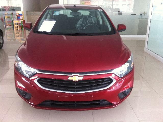 Gm - Chevrolet Onix LT 1.4