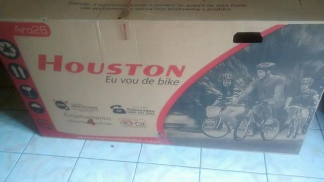 Bicicleta houston Aro 26 nova