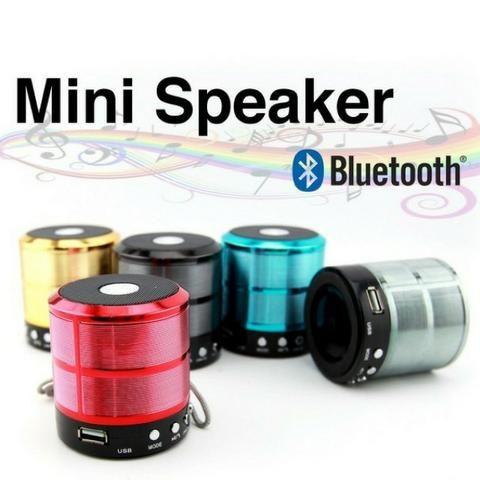 Caixa De Som Bluetooth Mp3 Fm Caixinha Wireless Usb Pendrive