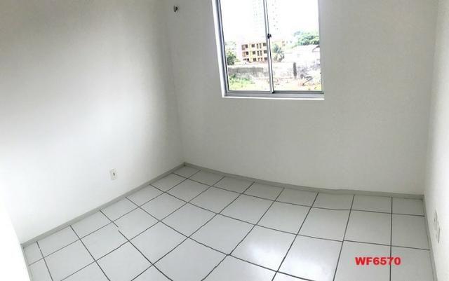 AP1052 Aimará, apartamento com 2 quartos, 1 vaga, condomínio no Cambeba, campo de futebol - Foto 6