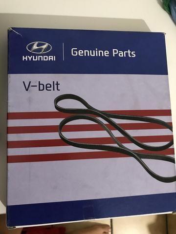 Correia V-cinto Hyundai original nova