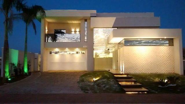 Casa Ecoville 2 Dourados com 237 m². Alto Padrão